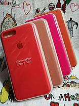 Силиконовый чехол для Айфон 7 Plus / 8 Plus  Silicon Case Iphone 7+ / 8+ в защищенном боксе - Color 21, фото 3