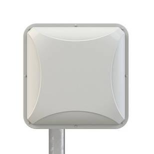 3G / 4G антенна панельная Antex Petra Broad Bend MIMO 2x2 - 14 дБ