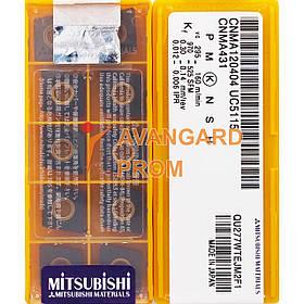 Пластина Mitsubishi CNMA120404 UC5115
