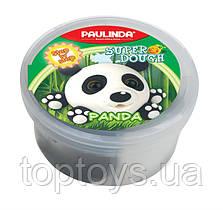 Маса для ліплення Paulinda Super dough Панда (PL-081394-7)