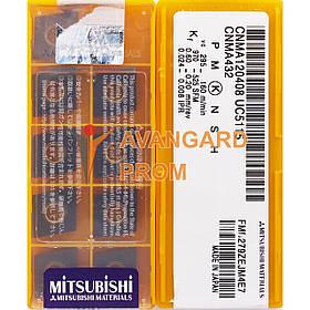 Пластина Mitsubishi CNMA120408 UC5115