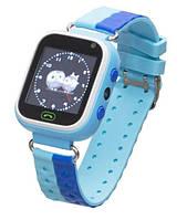 Детские Смарт Часы GM7S Синие smart watch