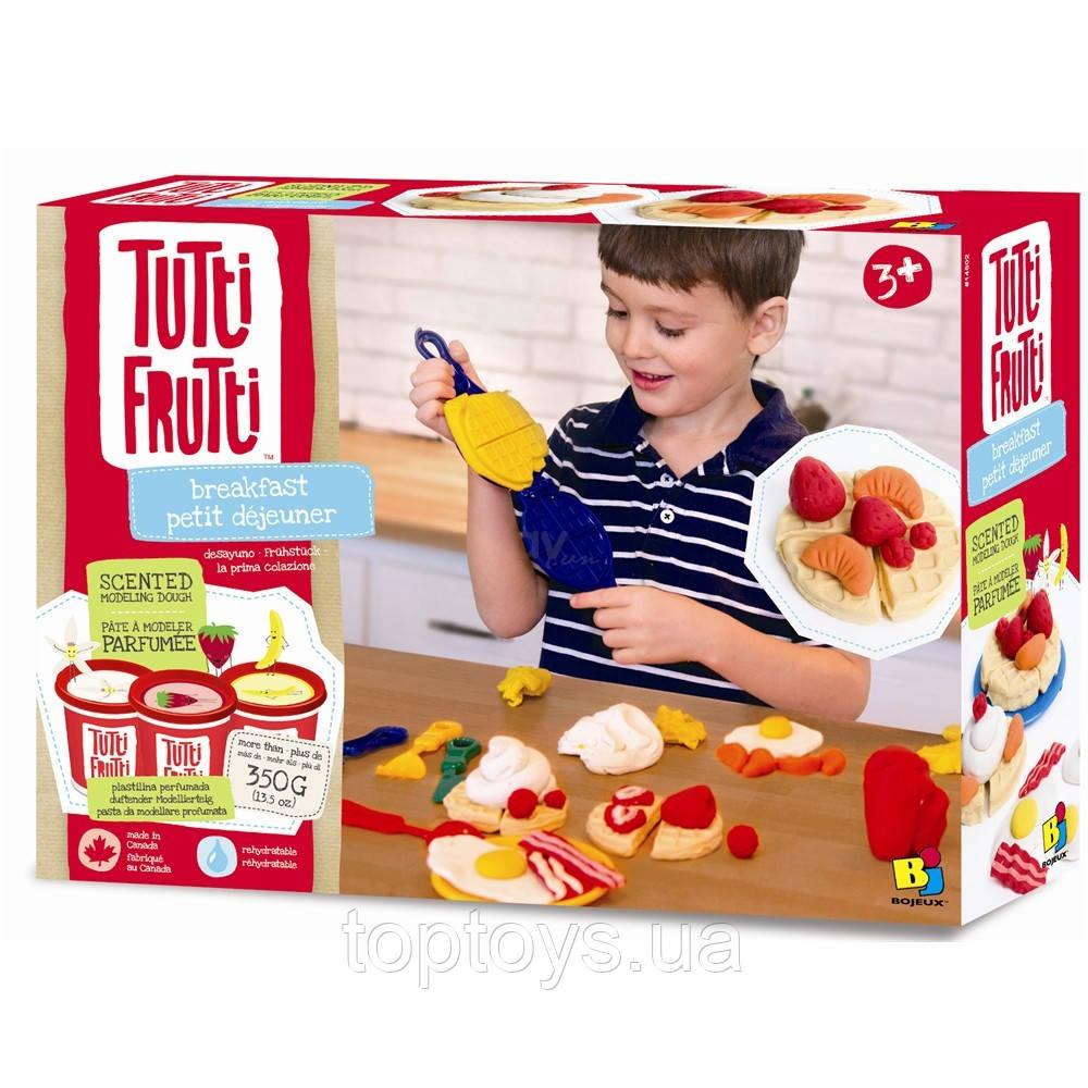Набір для ліплення Tutti Frutti Сніданок (BJTT14802)