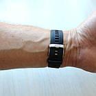 Смарт-годинник Garmin Fenix 5S Silver with Black Band з чорним ремінцем, фото 9
