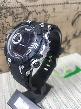Чоловічі годинники Smael аналог джі шок з підсвічуванням
