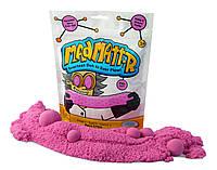 Нанокінетичний пісок Waba Fun Mad Mattr рожевий 283 г (210-400), фото 1