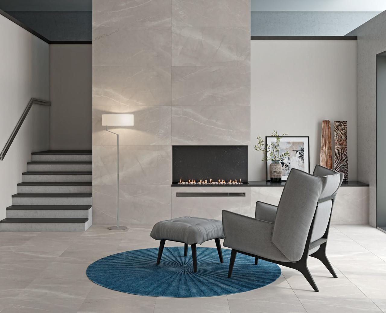 Плитка керамічна Мідас GA02N700 Сірий