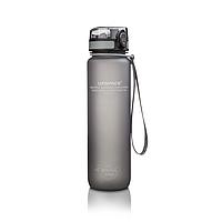 Бутылка для воды UZspace Grey (1000 мл) - Серая