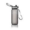Бутылка для воды UZspace Grey (650 мл) - Серая