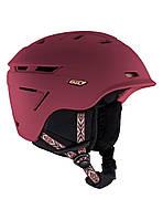 Горнолыжный шлем Anon Omega (Bohemian Maroon) 2020, фото 1