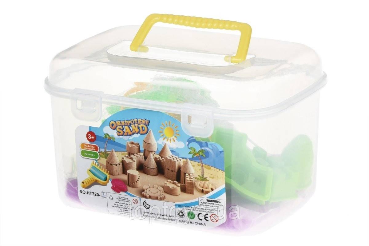 Чарівний пісок Same Toy Omnipotent Sand Замок (HT720-2Ut)