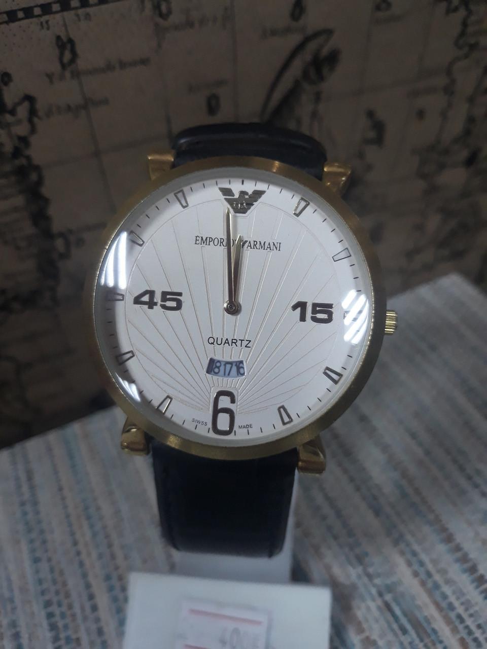 Часы мужские кварцевые