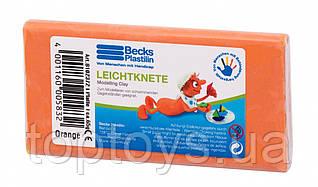 Пластилін плаваючий Becks Plastilin помаранчевий (B102372)