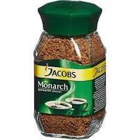 Растворимый кофе Jacobs Monarch с/б, 190 г