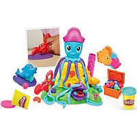 Ігровий набір Hasbro Play-Doh Веселий Восьминіг (E0800)