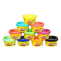 Набір пластиліну Play-Doh 10 баночок (22037)