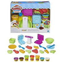 Ігровий набір Hasbro Play-Doh Готуємо обід (E1936)