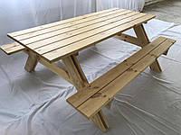"""Садовый стол """"Пикник"""", сосна"""
