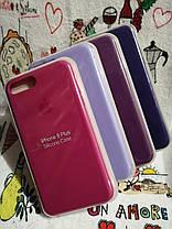 Силиконовый чехол для Айфон 7 Plus / 8 Plus  Silicon Case Iphone 7+ / 8+ в защищенном боксе - Color 25, фото 3
