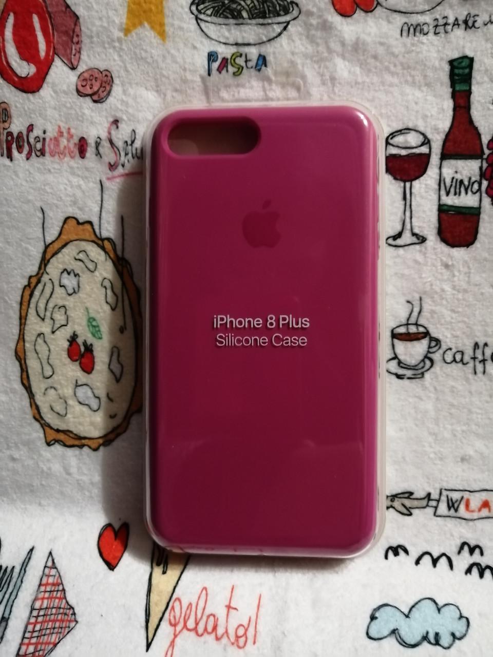 Силиконовый чехол для Айфон 7 Plus / 8 Plus  Silicon Case Iphone 7+ / 8+ в защищенном боксе - Color 26