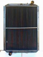 Радиатор КАМАЗ 6520 (4-х рядный) водяного охлаждения, 6520-1301010-01