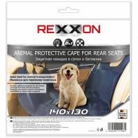 Защитная накидка для собак в авто на сиденье Rexxon 150x150 см