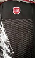 """Чехлы """"Favorite"""" польские на FIAT 500L (Easy) 2012р. (универсал) (airbag)"""
