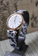 Часы женские на металлическом браслете с магнитом белый циферблат