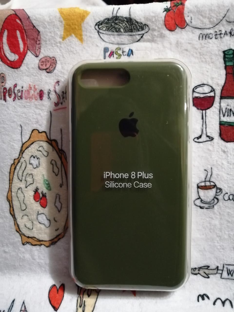 Силиконовый чехол для Айфон 7 Plus / 8 Plus  Silicon Case Iphone 7+ / 8+ - Color 32