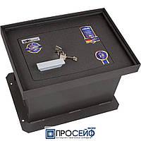 Встраиваемый сейф Safetronics PT 23M, фото 1