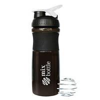 Шейкер Mix Bottle Black (760 мл) - Чёрный