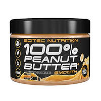 Масло Scitec Nutrition 100% Peanut Butter (500 г)