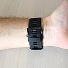 Смарт-годинник Garmin 5X Plus Sapphire, Black with Black Band з чорним ремінцем, фото 10