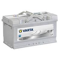 Аккумулятор 6СТ-85A VARTA Silver Dynamic F18 (585200080),12V,85Ah (-/+) Варта евро низкий, 12В, 85Ач, EN800А