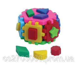 "Куб ""Розумний малюк ГЕКСАГОН-1"", фото 2"