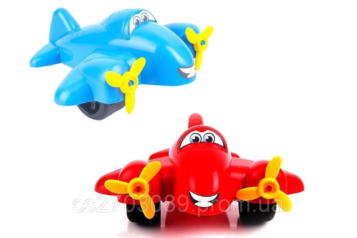 *Транспортна іграшка Літак Максик*