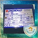 Центробежный насос Pedrollo JSWm 2AX 1.1 кВт оригинал, фото 6