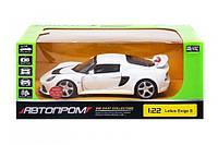 Машина металлическая 68246A АВТОПРОМ, М1: 22 Lotus Exige S, р.25*10*13 см (шт.)