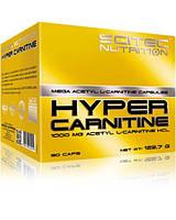 Жиросжигатель Scitec Nutrition Hyper Carnitine (90 капс)