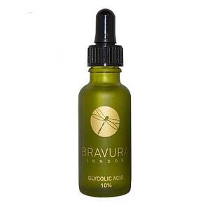 Пилинг с гликолевой кислотой Bravura Glycolic Acid 10% Peel, 30 мл