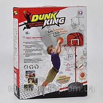 Баскетбольное кольцо XJ-E 00901 A (65841) высота 117 см, в коробке