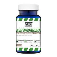 Препарат для лечения расстройств нервной системы UNS Ashwagandha (30 капсул)
