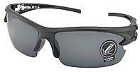 Спортивні сонцезахисні окуляри з захистом від ультрафіолету 3105 (для велосепелистов, водіїв, полювання, риболовлі) Чорний