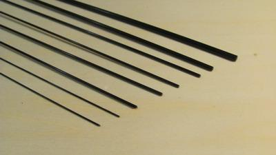 Пруток карбоновый D 1,2 * 1000 mm