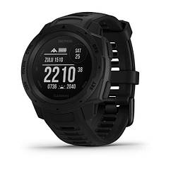 Смарт-годинник Garmin Instinct Tactical Black Чорні