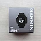 Смарт-годинник Garmin Instinct Tactical Black Чорні, фото 3