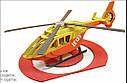 Набор 3D модель вертолета ICO Creative KIDS, фото 2