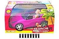 Машина с куклой инерц. (коробка) 9010A р.40*26*22см. (шт.)