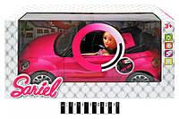 Машина с куклой инерц. (коробка) 6633-A р.46*22,5*19,5см. (шт.)
