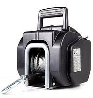 ✅Лебедка электрическая переносная DRAGON WINCH 3500 DWP, 1588 кг
